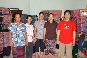 Die Weberinnen von Ban Had Bai