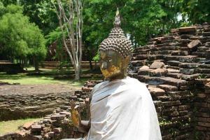 Zahlreich sind die historischen Leckerbissen am Mekong