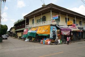Das Besatzungssoldaten-Hotel in der Pak Praek