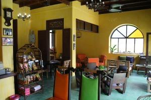 Das schön renovierte Cafe Sitthi Sang