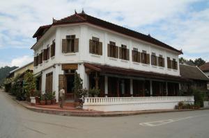 Französisch-kolonialer Stil in Luang Prabang