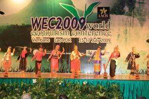 Bei der WEC 2009 waren alle Augen auf Laos gerichtet