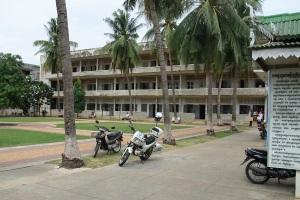 Schule - Folterkammer - Museum, die traurige Geschichte von Tuol Sleng