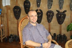 Massimo Mera ist engagierter Ökotouristiker
