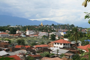 Metropole des Shan-Staates - Keng Tung