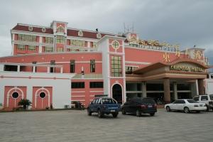 Hässliche Hochburgen der Spielerei und Prostitution - Möng Las chinesische Hotels