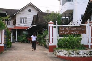 Meine Wahl: das Sam Yweat Guest House - Homestay im Shan-Stil