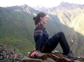 In Peru (Foto: Theresa Steinkellner)