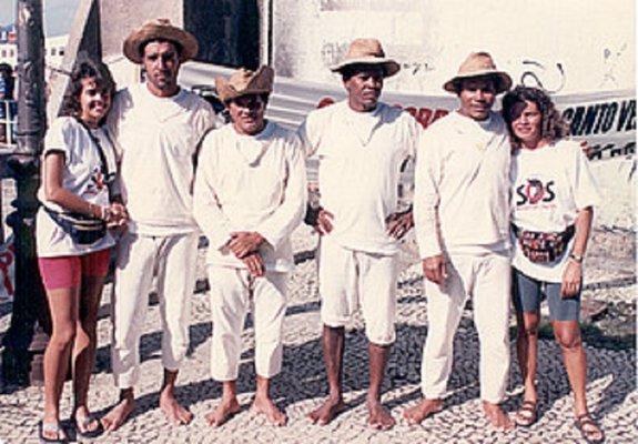 Protestfahrt SOS Sobrevivencia_Unterwegs nach Rio de Janeiro_Bild prainhadocantoverde.org